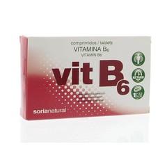 Soria Vitamine B6 retard 1.4 mg (48 tabletten)