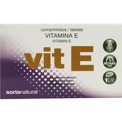 Soria Vitamine E retard 12 mg (48 tabletten)