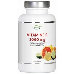 Nutrivian Vitamine C1000 mg (100 tabletten)