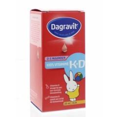 Dagravit Vitamine K+D druppels (25 ml)