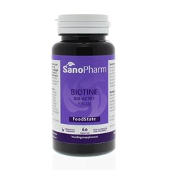 Sanopharm Biotine 100 mcg (60 tabletten)