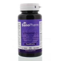 Sanopharm Vitamine C 250 mg & bioflavonoiden 80 mg (60 tabletten)