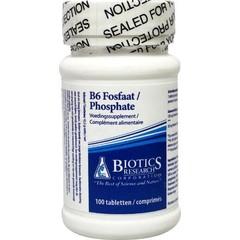 Biotics Vitamine B6 fosfaat (100 tabletten)