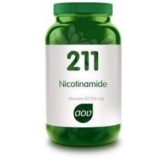 AOV 211 Nicotinamide 250 mg (100 capsules)