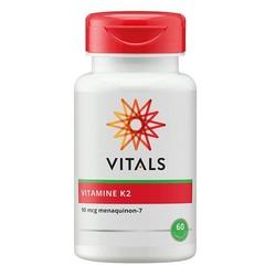 Vitals Vitamine K2 90 mcg (60 vcaps)
