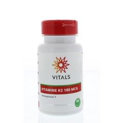 Vitals Vitamine K2 180 mcg (60 vcaps)