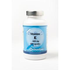 Orthovitaal Vitamine E 400 (100 capsules)