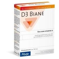 Pileje D3 Biane (30 capsules)