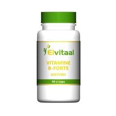 Elvitaal Vitamine B-forte gistvrij (90 vcaps)
