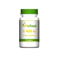 Elvitaal Vitamine E 400 ie (90 capsules)