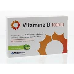 Metagenics Vitamine D3 1000IU (168 tabletten)