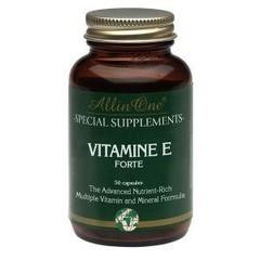 All In One Vitamine E forte (50 capsules)