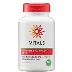 Vitals Vitamine B complex actief (100 capsules)