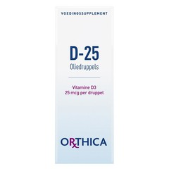 Orthica Vitamine D-25 (15 ml)