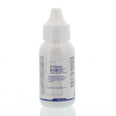 Biotics D mulsion forte 2000IE 50 mcg (29.6 ml)