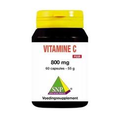 SNP Vitamine C 800 mg puur (60 capsules)