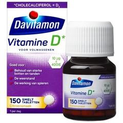 Davitamon D Volwassen smelttablet (150 tabletten)