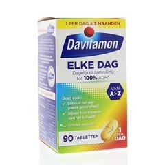 Davitamon Elke dag (90 tabletten)