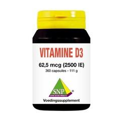 SNP Vitamine D3 2500IE (360 capsules)