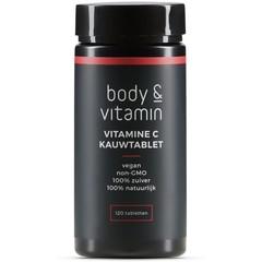 Body & Vitamin Ultimate vitamine C kauw/zuigtablet (120 tabletten)