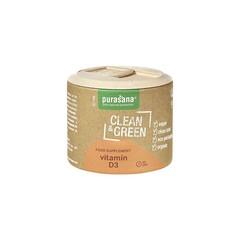 Purasana Clean & green vitamine D3 (90 tabletten)