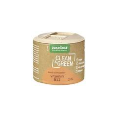 Purasana Clean & green vitamine B12 (90 tabletten)