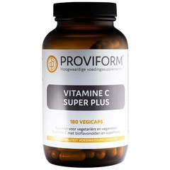 Proviform Vitamine C super plus (180 vcaps)