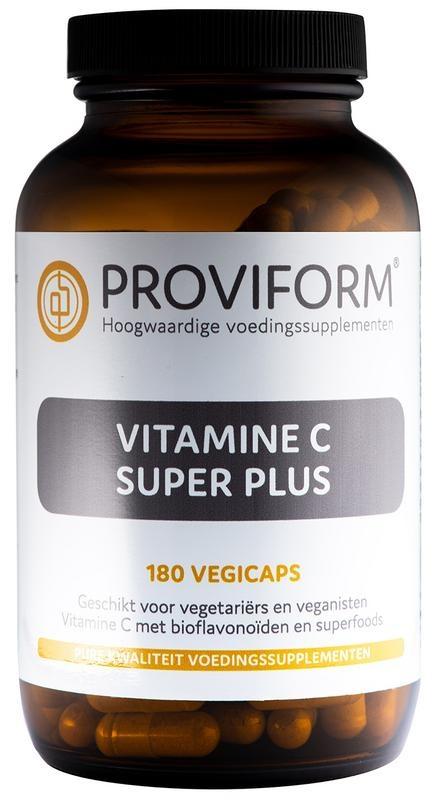Proviform Vitamine C super plus (180 vcaps)