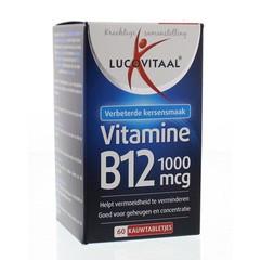 Lucovitaal Vitamine B12 1000 mcg (60 tabletten)