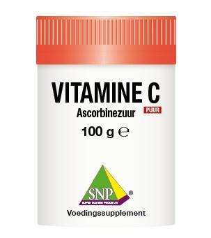 SNP SNP Vitamine C puur (100 gram)