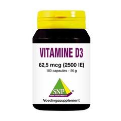 SNP Vitamine D3 2500IE (180 capsules)