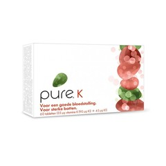 Pure K (60 tabletten)