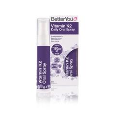 Betteryou Vitamin K2 oral spray (25 ml)