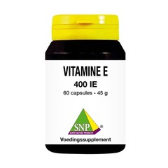 SNP Vitamine E 400 IE (60 capsules)
