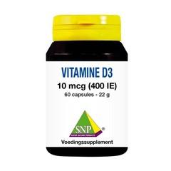SNP Vitamine D 400IE 10 mcg (60 capsules)