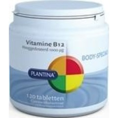 Plantina Vitamine B12 (120 tabletten)