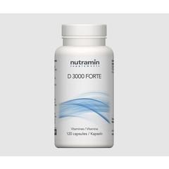 Nutramin NTM D 3000 forte (120 capsules)