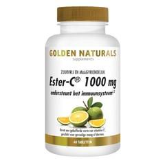 Golden Naturals Ester-C 1000 mg (60 tabletten)