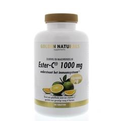 Golden Naturals Ester-C 1000 mg (180 tabletten)