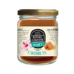 Royal Green Caribbean honey (250 gram)