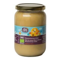Ekoland Bloemenhoning creme (900 gram)