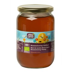 Ekoland Bloemenhoning vloeibaar (900 gram)