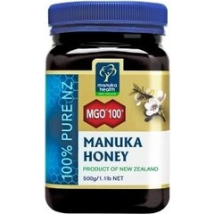 Manuka Health Manuka honing MGO 100+ (500 gram)