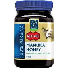 Manuka Health Manuka honing MGO 400+ (500 gram)