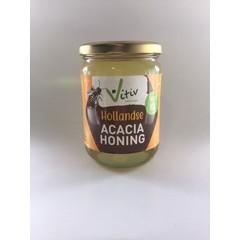 Vitiv Acacia honing bio (700 gram)