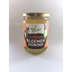 Vitiv Bloemen honing Hollands (300 gram)