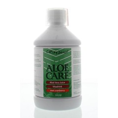 Aloe Care Vitadrink met cranberry (500 ml)
