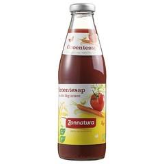 Zonnatura Groente sap (750 ml)