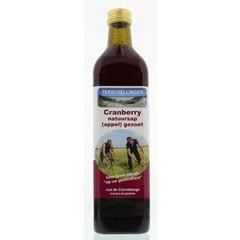 Terschellinger Cranberrysap puur zoet (750 ml)
