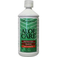 Aloe Care Vitadrink met cranberry (1 liter)
